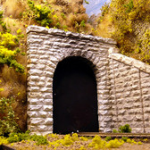 Chooch Enterprise Single Stone Tunnel Portal G Scale 9640