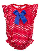 Ganz Baby Nautical Romper Girl (3- 6 Months)  BG3808