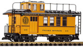 Piko D&RGW Wood Drover's Caboose 215 G Scale 38602