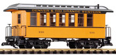 Piko D&RGW Passenger Coach 330 G Scale 68630