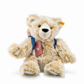 Steiff Lars the Globetrotting  Teddy Bear 022166