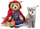 Steiff Fairytale World Little Red Riding Hood 021350