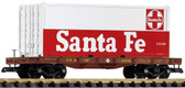 Piko SF Container Car 14628 G Scale 38732