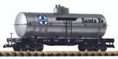 Piko Santa Fe Tank Car G Scale 38714