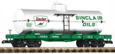 Piko Sinclair Tank Car G Scale 38748