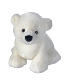 "Ganz Yukon Polar Bear Heritage Collection 12"" HX11421"