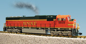 USA Trains SD-70 MAC G Scale BNSF Orange/Green
