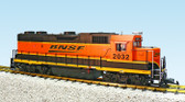 USA Trains G Scale BNSF GP 38-2 Locomotive