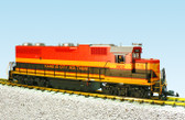 USA Trains GP38-2 G Scale Kansas City Southern  Locomotive