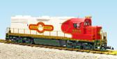USA Trains GP38-2 Christmas Express G Scale
