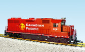 USA Trains G Scale Canadian Pacific  GP38-2 Locomotive 22235