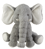 "Ganz Baby Jelly Bean Elephant Grey  14"" BG4006"