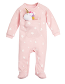 Ganz Baby Unicorn Sleeper Pals 2 Piece Set 3-9 Months ER59465
