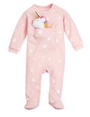 Ganz Baby Unicorn Sleeper Pals 2 Piece Set 3-9 Months ER59465