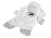 "Ganz Baby Sleepy Sheep Flat-A-Plat 18"" BG3988"