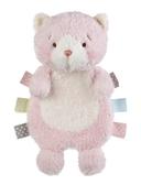 "Ganz Baby Wuzz Ribbon Crinkle Kitten Pink 11"" BG3971"
