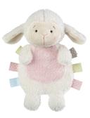 "Ganz Baby Wuzz Ribbon Crinkle Lamb White 11"" BG3974"