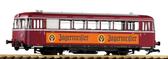 37307 DB IV VT 798 Railbus, Jägermeister (G-Scale)