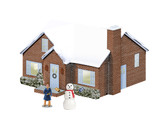 Lionel The Polar Express Hero Boys House 682100