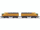 Lionel Union Pacific LionCheif Plus FA AA Set #1616-1617