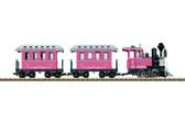 LGB Pink Train Starter Set 72306