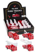 Ganz Pull Back Fire Truck ER41198