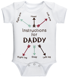 Ganz Baby Instruction For Daddy 0-6 Months ER47551