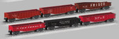 Lionel Western Gondola 6 Pack O Scale 6-84460