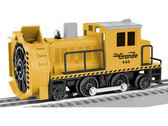 Lionel D&RGW Command Rotary Snowplay #443 O Scale 6-81443