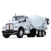 First Gear 1:34 Kenworth T880S With McNeilus Bridge Master Mixer 10-4145