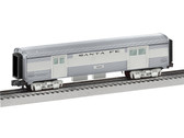 Lionel Santa Fe Add-on Baggage Car #1386 O Scale 6-84724