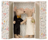 Maileg Wedding Couple in Box 16-8740-01