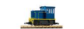 Piko Blue Goose 25 Ton GE Diesel Switcher 38502