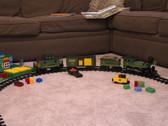 Lionel John Deere Ready To Play Train Set 7-11679