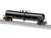 Lionel ULTX  EOT  Tank Car # 212187 W/Flashing End-of-Train Device On Coupler O Scale  6-85087
