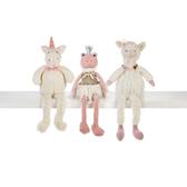 Ganz Llama/Frog/Unicorn With Dangling Legs