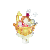 Ganz Noah's Ark Night Light 497098