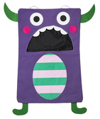 Ganz Purple Monster Laundry Eater 7105857