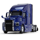 First Gear Cobalt Blue 1:50 Anthem Mack Sleeper 50-3401