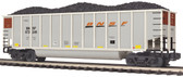 MTH Electric Trains O Scale Premier Coalporter Hoppercar 20-97893