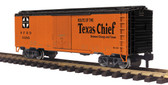 MTH RailKing One Gauge Santa Fe #10285 40' Reefer Car 70-78049