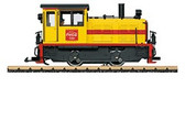 LGB Coca Cola Diesel Locomotive L27631