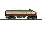 LGB Napa Valley Wine Train FA L20580
