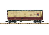 LGB Napa Valley Wine Train Box Car L41915