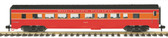 MTH RailKing Southern Pacific 70' Streamlined Passenger Coach Smooth G Scale 70–67028