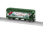 Lionel Merry Christmas Lionscale  O Scale 3-Bay Hopper 318703