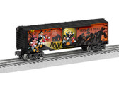 Lionel Disney Happy Halloween Boxcar O Scale 6-83802