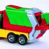 Bruder Garbage Truck 20002