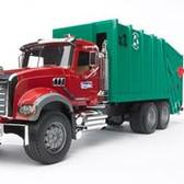 Bruder Mack Granite Garbage Truck 02812