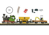 LGB Working Train Starter Set 120V L 72403